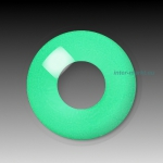 EMERALD GREEN - party hall contact lenses