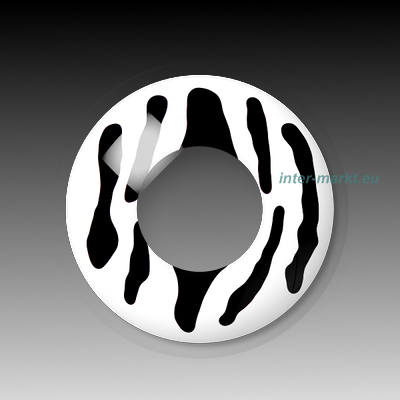 ZEBRA - party hall contact lenses