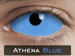 ATHENA BLUE SCLERA 22mm - Crazy & Fun Halloween Kontaktlinsen