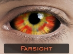 FARSIGHT SCLERA 22mm - Crazy & Fun Halloween Kontaktlinsen