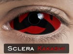 KAKASHI SCLERA 22mm - Crazy & Fun Halloween Kontaktlinsen