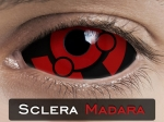 MADARA SCLERA 22mm - Crazy & Fun Halloween Kontaktlinsen