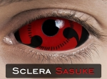 SASUKE SCLERA 22mm - Crazy & Fun Halloween Kontaktlinsen