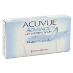 Acuvue Advance mit HYDRACLEAR BC : 8.3 mm - Johnson & Johnson - 6  Stück