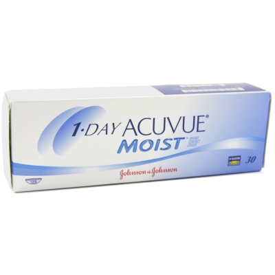1 Day Acuvue Moist - 30 pieces