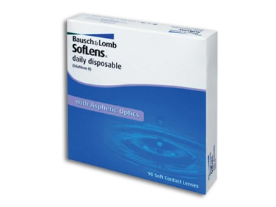 Bausch&Lomb SofLens Daily 90 Tageslinsen Neu&OVP