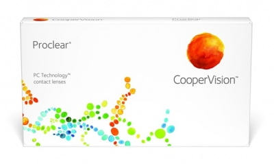 Proclear Sphere 2 x 6 pieces - Cooper Vision