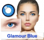 Glamour BLUE - Coloured contact lenses