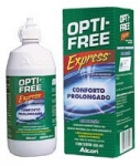 Opti-Free Express - 355 ml + lens container
