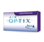 Air Optix Aqua Multifocal - Alcon - 1 x 6 Stück