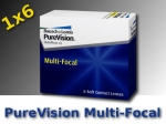 PureVision Multi-Focal - Bausch&Lomb - 1 x 6 pieces