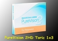 PureVision 2 HD for Astigmatism (Toric) -  Bausch & Lomb - 1 x 3 pieces