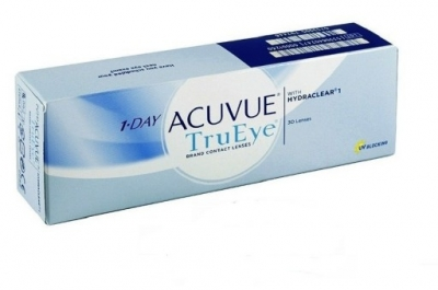 1 Day Acuvue TruEye - 2 x 30 pieces