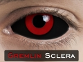 Party Contact Lenses - GREMLIN SCLERA 22 mm