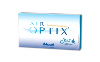 Air Optix Aqua 6 Stück Alcon Kontaktlinsen