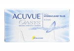 Acuvue OASYS z HYDRACLEAR PLUS BC: 8.4 mm - 6 pieces